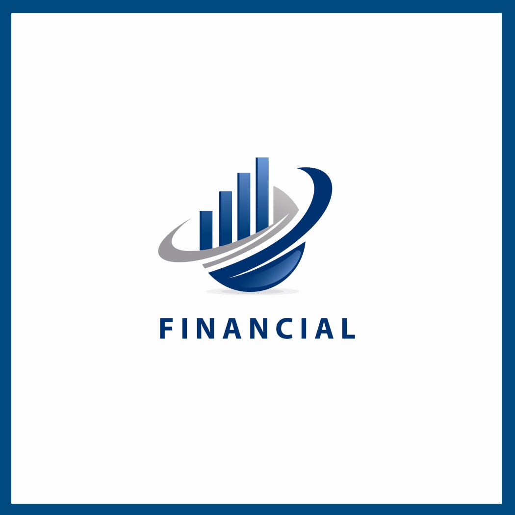 financial and accounting logo 2 buy amp sell cool stuff